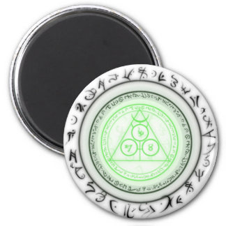 Arcane Mystic Shapes Magnet