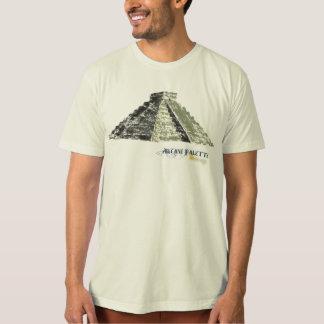 Arcane Palette Aztec Pyramid Organic Tee