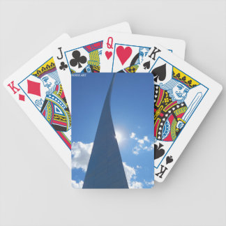 Arch-1-leg Bicycle Playing Cards