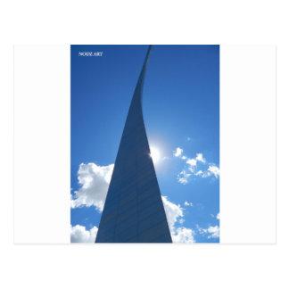 Arch-1-leg Postcard