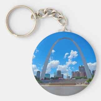 Arch-from-boat Keychain