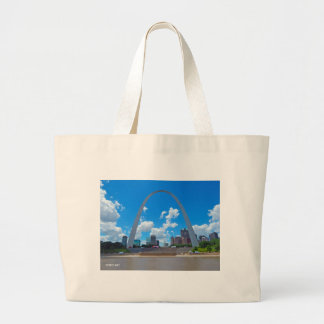 Arch-from-boat Large Tote Bag