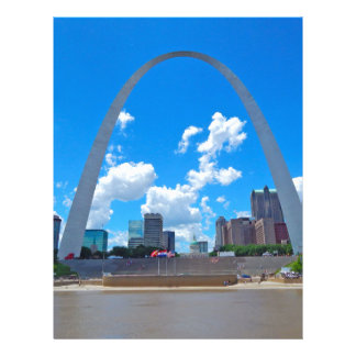 Arch-from-boat Letterhead