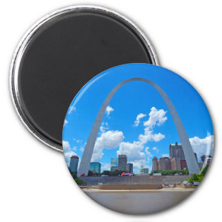 Arch-from-boat Magnet