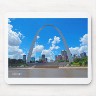Arch-from-boat Mouse Pad
