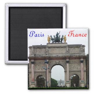 Arch in Paris Magnet