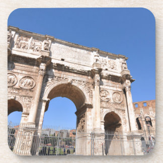 Arch in Rome, Italy Coaster