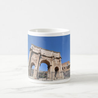 Arch in Rome, Italy Coffee Mug
