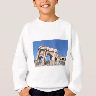 Arch in Rome, Italy Sweatshirt