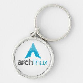 Arch Linux Logo Keychain