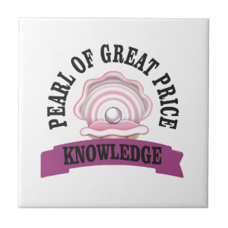 arch of knowledge tile