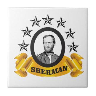 arch of sherman cw ceramic tiles