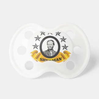 arch of sherman cw pacifiers