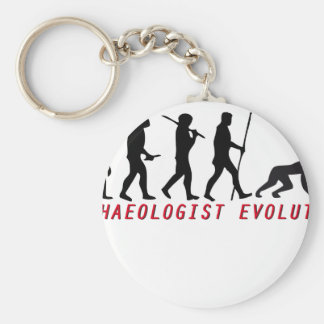 archaeologist evolution key chains