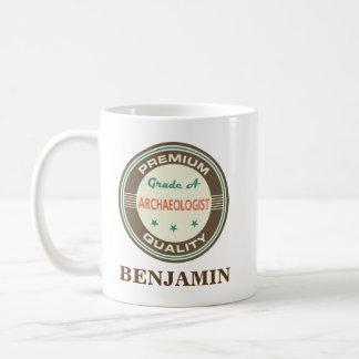 Archaeologist Personalized Office Mug Gift