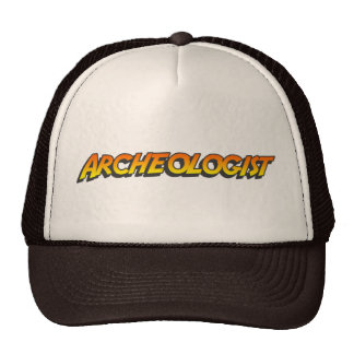 Archaeologist Trucker Hat