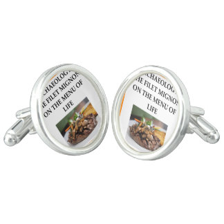 ARCHAEOLOGY CUFFLINKS