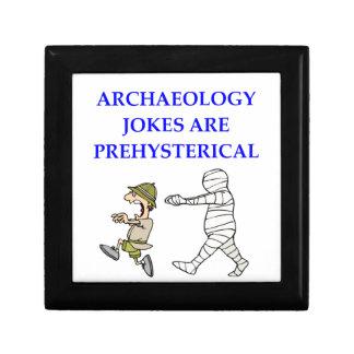 archaeology gift box