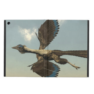 Archaeopteryx birds dinosaurs flying - 3D render iPad Air Cover