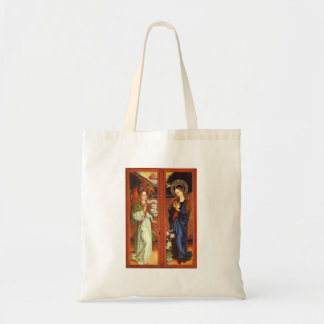 Archangel Gabriel - Annunciation - Schongauer Tote Bag