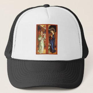 Archangel Gabriel - Annunciation - Schongauer Trucker Hat