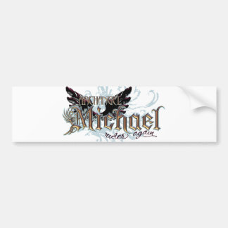 Archangel Michael Bumper Sticker