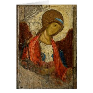 Archangel Michael c1414 Card
