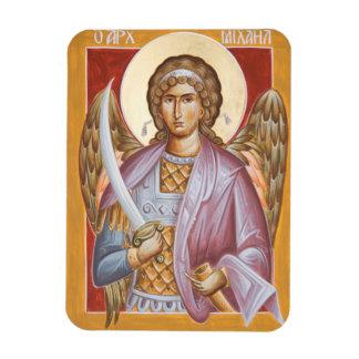 Archangel Michael Icon Magnet