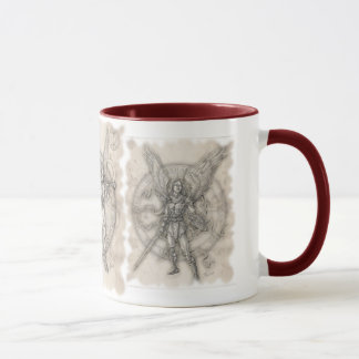 Archangels Large Mug