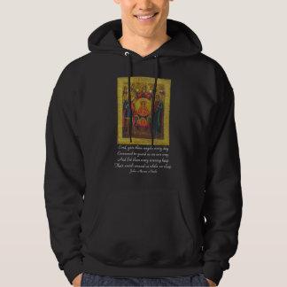 Archangels mens hoodie