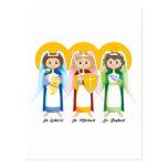 Archangels Postcard