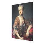 Archduchess Maria Anna Habsburg-Lothringen Canvas Print