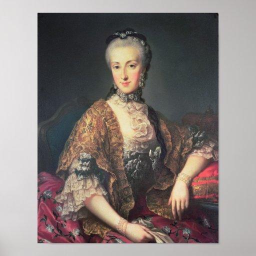 Archduchess Maria Anna Habsburg-Lothringen Poster