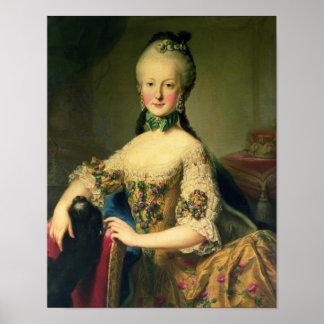 Archduchess Maria Elisabeth Poster