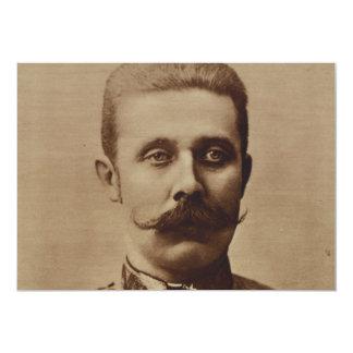 Archduke Franz Ferdinand of Austria Card