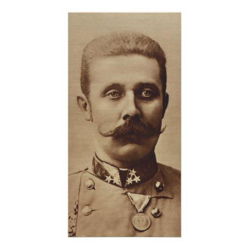 Archduke Franz Ferdinand of Austria Photo Cards