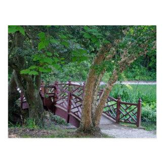 Arched Bridge Postcard