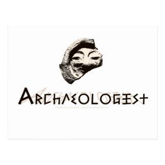 Archéologue Cartes Postales