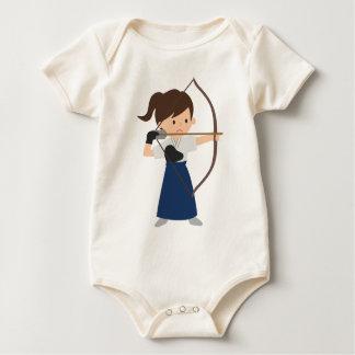 Archer Baby Bodysuit