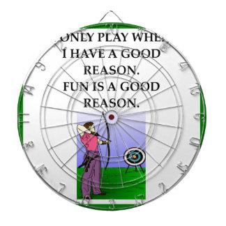 archer dart board