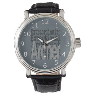 Archer Extraordinaire Watch