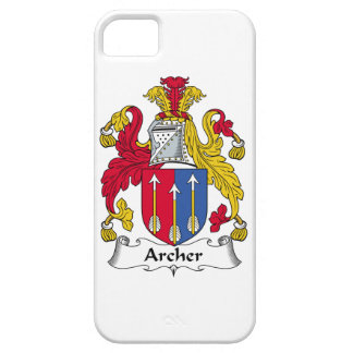 Archer Family Crest iPhone 5 Covers