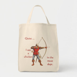 Archer Grocery Tote
