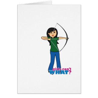 Archer - Medium Card