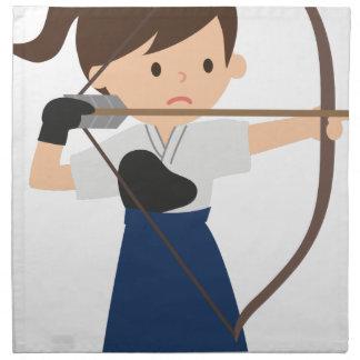 Archer Napkin