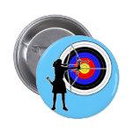 Archery3 缶バッジ