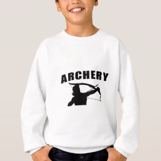 Archery - black sweatshirt