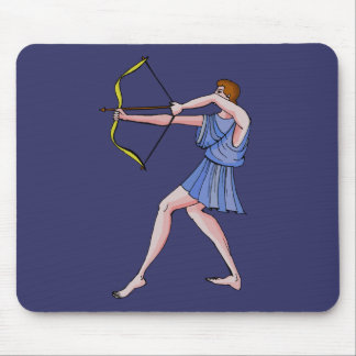 ARchery champion 396 BC Mouse Pad