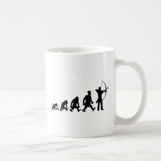 archery darwin coffee mug