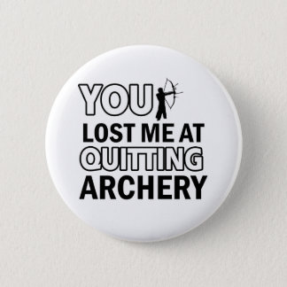Archery designs 2 inch round button